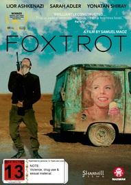 Foxtrot on DVD