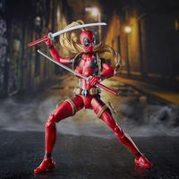 "Marvel Legends: Lady Deadpool - 6"" Action Figure image"
