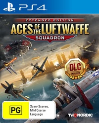 Aces of the Luftwaffe Squadron Edition for PS4