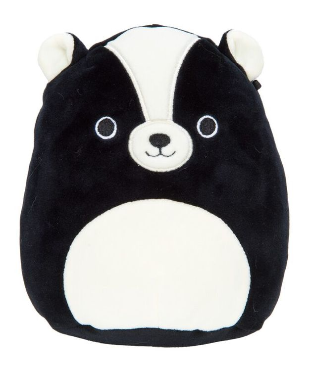 "Squishmallows 7"" Plush - Skyler the Skunk"