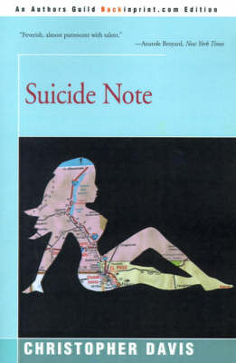 Suicide Note by Christopher Davis image