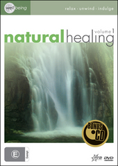 Natural Healing - Vol. 1 (DVD And CD) on DVD