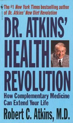 Dr. Atkins' Health Revolution by Robert C Atkins image