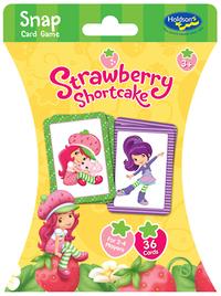 Strawberry Shortcake - Snap Card Game
