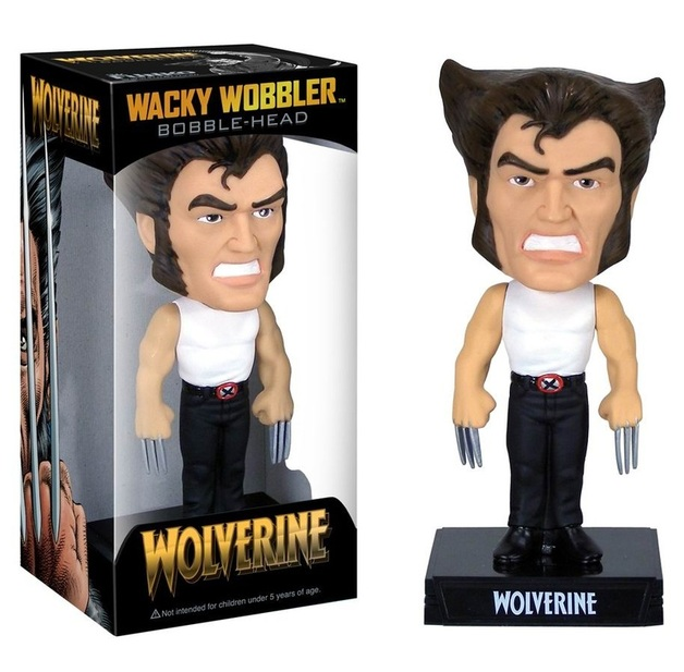X-Men Origins Wolverine Bobble Head