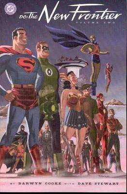 Dc The New Frontier TP Vol 02 by Darwyn Cooke