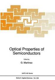 Optical Properties of Semiconductors