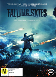 Falling Skies Season 4 on DVD