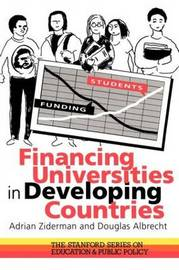 Financing Universities In Developing Countries by Douglas Albrecht image