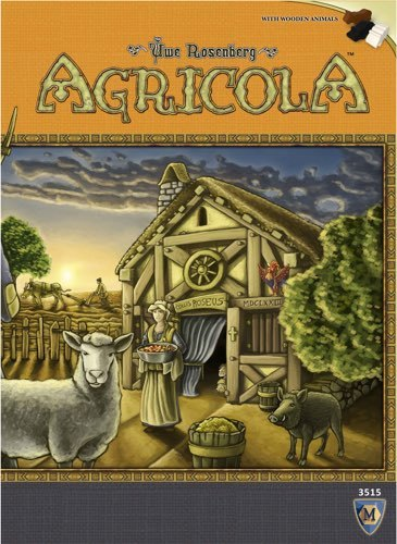 Agricola - Board Game image