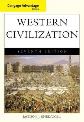 Western Civilization, Complete by Jackson J. Spielvogel image