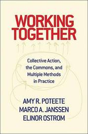 Working Together by Amy R. Poteete