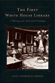 The First White House Library image