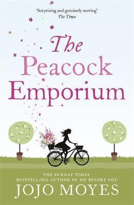 The Peacock Emporium by Jojo Moyes image
