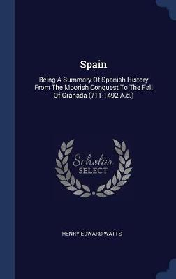 Spain by Henry Edward Watts image