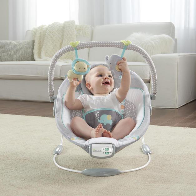 Ingenuity: Cradling Bouncer - Morrison