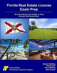 Florida Real Estate License Exam Prep by David Cusic