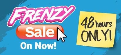 Frenzy Sale