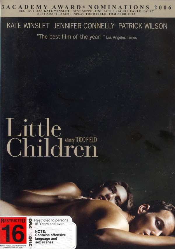 Little Children on DVD image