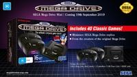 SEGA Mega Drive Mini Console for