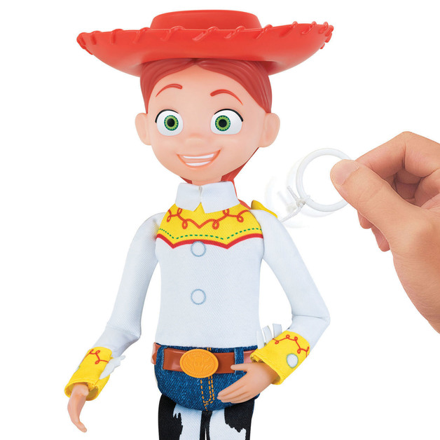 """Toy Story 4: Cowgirl Jessie - 14"""" Deluxe Talking Figure"""