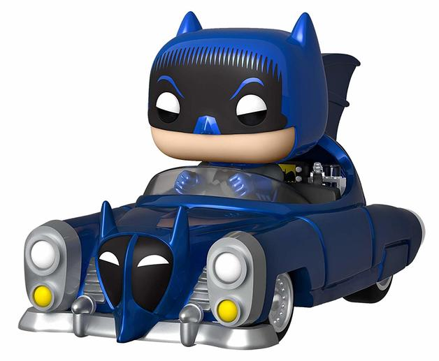 DC Comics: Batmobile 50's Ver. (Metallic) - Pop! Ride Vinyl Figure