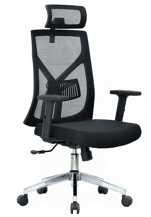 Gorilla Office: Executive Office Chair - Black
