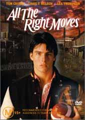 All The Right Moves on DVD
