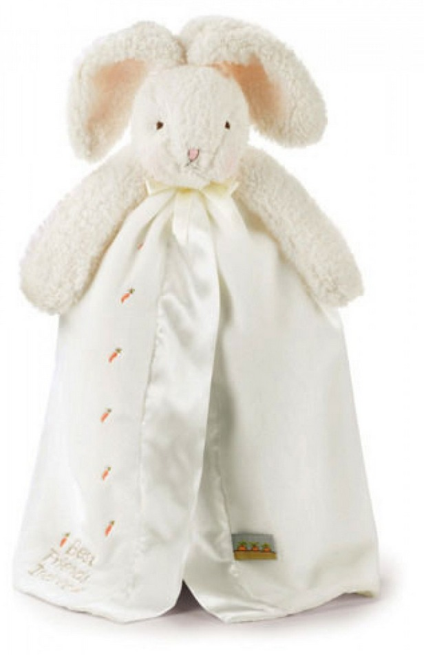 Bunnies By The Bay: White Bunny - Buddy Blanket image