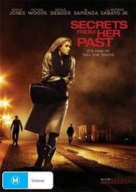 Secrets From Her Past on DVD
