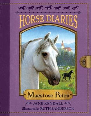 Horse Diaries #4 by Jane Kendall image