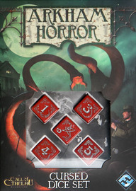 Arkham Horror: Cursed Dice