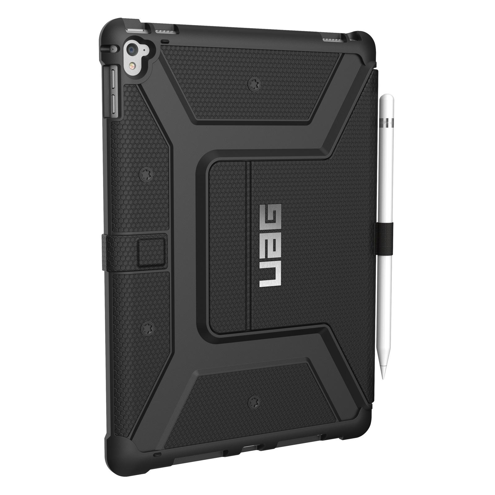 "UAG Folio Case for iPad Pro 9.7"" (Black/Black) image"