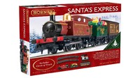 Hornby Santa's Express Christmas Train Set