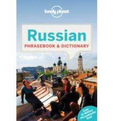 Lonely Planet Russian Phrasebook & Dictionary by Lonely Planet image
