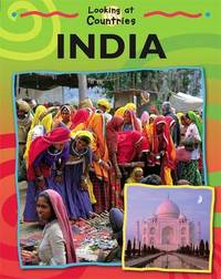 My Country: India by Jillian Powell image
