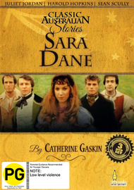Sara Dane - (Classic Australian Stories) on DVD