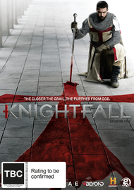 Knightfall - Season One on DVD