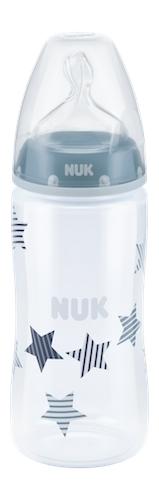 NUK: First Choice - Polypropylene Bottle (300ml) - Blue