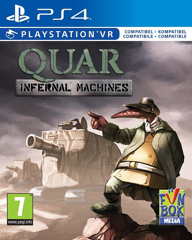 Quar: Infernal Machines VR for PS4