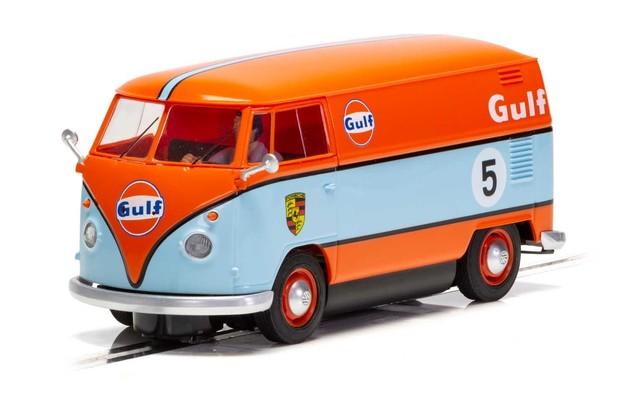 Scalextric: Volkswagen Panel Van #5 - Slot Car