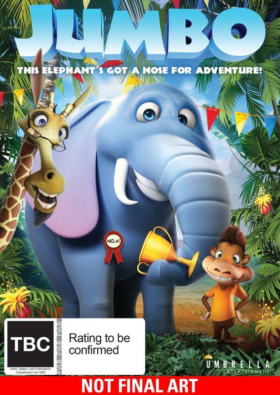 Jumbo on DVD
