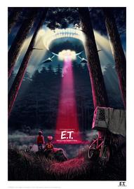 Fanattik: E.T. - Premium Art Print (May 2021)