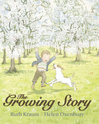 The Growing Story by Ruth Krauss image