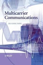 Multicarrier Communications by Lie-Liang Yang image