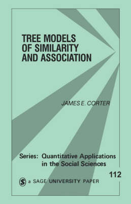 Tree Models of Similarity and Association by James E Corter image