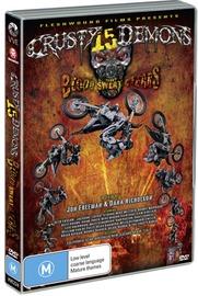 Crusty Demons: Volume 15 - Blood, Sweat & Fears on DVD