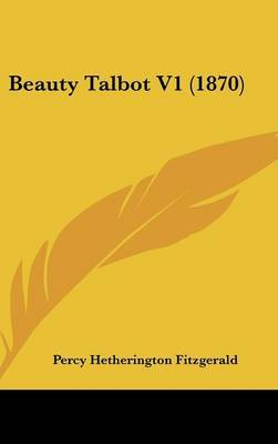 Beauty Talbot V1 (1870) by Percy Hetherington Fitzgerald image