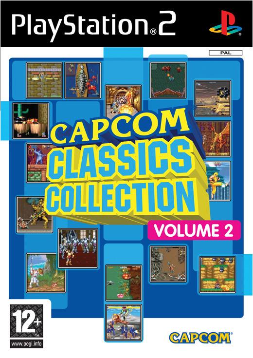 Capcom Classics Collection Vol. 2 for PlayStation 2