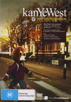 Kanye West : Late Orchestration on DVD